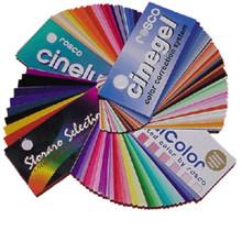 "Compensating Color Pack 12 Rosco 4"" 100mm strobe/flash unit filters"