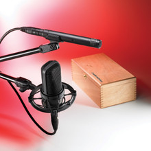 AUDIO TECHNICA AT4040SP Studio Mic Pack $25 Instant Coupon Use Promo Code: AT4040SP
