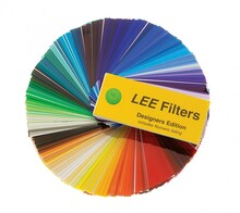 "Neutral Density Pack (5) Lee 12"" f-stop filters for film, video and photo"