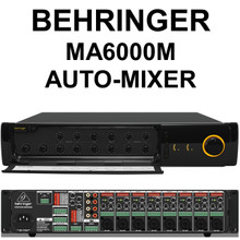Behringer ma6000m auto mixer $20 Instant Coupon use Promo Code: $20-OFF