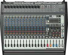 Behringer PMP6000 20 Channel 1600w mixer $30 Instant Coupon use Promo Code: $30-OFF