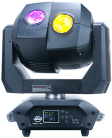 AMERICAN DJ 3 SIXTY 2R Dual Rotating Intelligent Moving Light $200 Instant Coupon Use Promo Code: $200-OFF