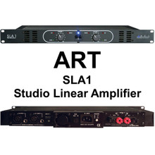 ART SLA1 260w Bridged (1) Rackspace Linear Studio Amplifier $20 Instant Coupon Use Promo Code: $20-Off