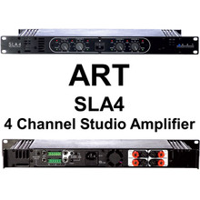 ART SLA4 Studio Linear Amplifier 4x100w Each Channel 110v or 220v $20 Instant Coupon Use Promo Code: $20-Off