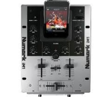 Numark im1 2 Channel mixer with ipod dock $10 Instant off use Promo Code: $10-OFF