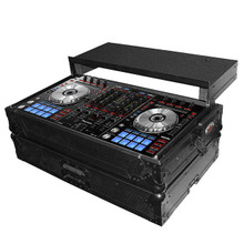 PRO-X XS-DDJSX-WLTBL All Black Pioneer ATA Case with Sliding Laptop Shelf $10 Instant Coupon Use Promo Code: $10-OFF