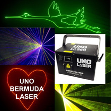 UNO BERMUDA X-LRGB1W-ILDA 1W Full Color Animation Laser FX $100 Instant Coupon use Promo Code: $100-OFF
