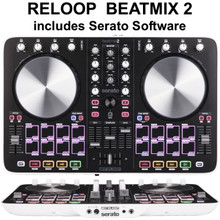 RELOOP BEATMIX 2 DJ Controller with Serato Software
