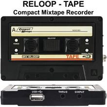 RELOOP TAPE Retro Style DJ Mixtape Recorder