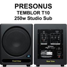 Presonus Temblor t10 250w active studio sub $10 Instant Coupon use Promo Code: $10-OFF