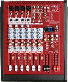 GALAXY AXS-8 USB FX Audio Mixer $15 Instant Off Use Promo Code: $15-OFF