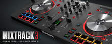 NUMARK MIXTRACK 3 Digital DJ Controller with Virtual DJ LE Software $5 Instant Coupon Use Promo Code: $5-OFF