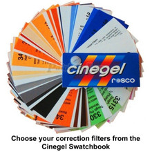 "Cinegel pre-cut 12"" x 10"" Correction filters from the best sellers list"