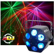 American DJ Quad Phase HP 4 In 1 Quad Led RGBW Fixture $20 Instant Coupon Use Promo Code: $20-Off
