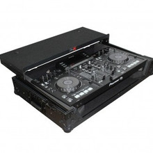 Pro-X XS-XDJRXWLTBL All Black Pioneer Ata Case With Sliding Laptop Shelf & Wheels $10 Instant Coupon Use Promo Code: $10-Off