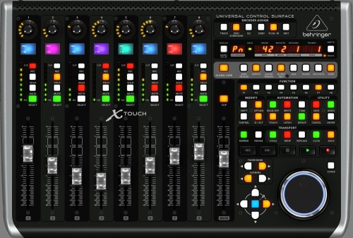 Behringer X Touch 9 Universal Controller With Motorized