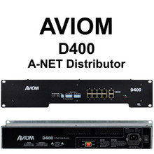 Aviom D400 Personal Audio Mixer A-Net Distribution $30 Instant Coupon Use Promo Code: $30-Off