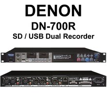 DENON DN-700R SD/USB Dual Simultaneous Rackmount Recorder $30 Instant Coupon Use Promo Code: $30-Off
