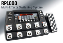 DIGITECH RP1000 Multi FX Guitar USB Pedalboard $15 Instant Coupon Use Promo Code: $15-OFF