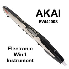 AKAI EWI4000S Electronic Wind Instrument Recording Performer $30 Instant Coupon Use Promo Code: $30-OFF