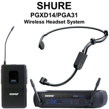Shure PGXD14/PGA31 Digital Headset Wireless System $30 Instant Coupon Use Promo Code: $30-Off