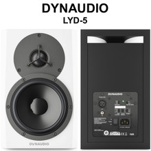 "DYNAUDIO LYD-5 200w Total 5"" Bi-Amp Active Nearfield Studio Monitors $30 Instant Coupon Use Promo Code: $30-OFF"