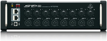 BEHRINGER SD8 CAT 5 FOH 8x8 I/O Stagebox $30 Instant Coupon Use Promo Code: $30-OFF