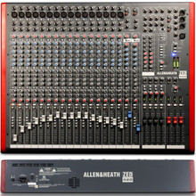 ALLEN & HEATH ZED-420 Recording Console with Sonar LE