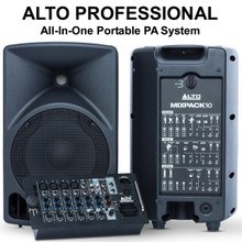 ALTO PROFESSIONAL MIXPACK 10 All-In-One Portable PA System $10 Instant Coupon Use Promo Code: $10-OFF