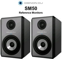 DENON DJ SM50 180w Nearfield Reference Monitor System $20 Instant Coupon Use Promo Code: $20-OFF