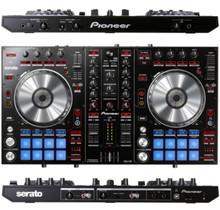 PIONEER DDJ-SR 2 Channel DJ Controller with Serato Software & 16 Performance Pads $20 Instant Coupon Use Promo Code: $20-OFF