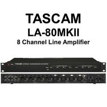TASCAM LA-80MKII Rackmount 8 Channel Balanced/Unbalanced Converter Line Amplifier