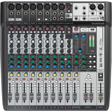 SOUNDCRAFT SIGNATURE 12MTK Multi-Track Professional Lexicon FX USB Recording Mixer $20 Instant Coupon use Promo Code: $20-OFF