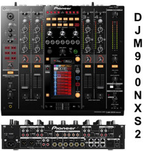 PIONEER DJM-900NXS2 Professional 4 Channel DJ Mixer $200 Instant Coupon Use Promo Code: $200-OFF