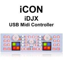iCON iDJX USB Midi DJ SensaPad Touch Panel Controller $15 Instant Coupon Use Promo Code: $15-OFF