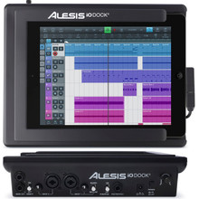 ALESIS iO DOCK  II 2 Channel Midi USB iPad Docking Station $10 Instant Coupon Use Promo Code: $10-OFF