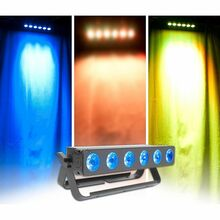 ELATION SIXBAR 500 12W 6-in-1 RGBAW+UV LED FX Light $25 Instant Coupon Use Promo Code: $25-OFF