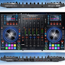 DENON MCX8000 Professional Digital 2 Hi-Def Screen Mixer Controller $50 Instant Coupon Use Promo Code: $50-OFF