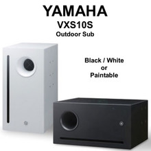 "YAMAHA VXS Series 10"" Outdoor Sub-Woofer $20 Instant Coupon Use Promo Code: $20-OFF"