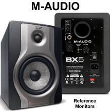 M-AUDIO BX-5 Carbon 140w Active Nearfield Reference Studio Monitors $15 Instant Use Promo Code: $15-Off