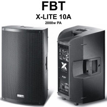 FBT X-LITE 10A 2000w Professional Light Active PA System $20 Instant Coupon Use Promo Code: $20-OFF