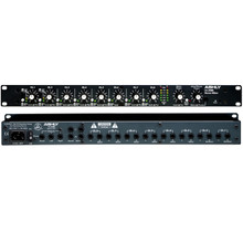 ASHLY LX-308B Rackmount 8 Channel Stereo Line Mixer $30 Instant Coupon Use Promo Code: $30-OFF