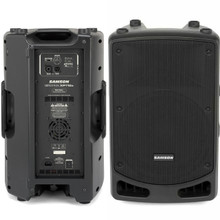 SAMSON EXPEDITION XP112A Portable Lightweight 1000w Peak Active PA System Speaker Pair $15 Instant Coupon Use Promo Code: $15-OFF