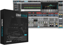 CAKEWALK SONAR PLATINUM Music Production Unlimited Recording Tracks Software Program $25 Instant Coupon Use Promo Code: $25-OFF