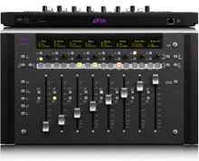 AVID ARTIST MIXER Control Surface Music Production with Motorized Faders $50 Instant Coupon Use Promo Code: $50-OFF