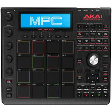 AKAI PROFESSIONAL MPC STUDIO BLACK Backlit RGB Midi USB Pad Controller Sequencer $20 Instant Coupon Use Promo Code: $20-OFF