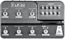 YORKVILLE LP-C4 Compact 6 Scene Light Foot Controller $10 Instant Off Use Promo Code: $10-OFF