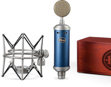 BLUE BLUEBIRD SL Pro Large Diaphragm Studio Microphone with Built-in Filter & Pad $10 Instant Coupon Use Promo Code: $10-OFF