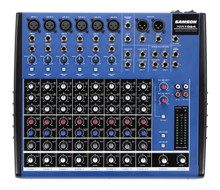 SAMSON MDR1064 10 Channel Rackmount Desktop Audio Mixer $5 Instant Coupon use Promo Code: $5-OFF