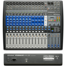 PRESONUS STUDIOLIVE AR16 USB Hybrid Built-in SD Recorder & Software Audio Mixer $30 Instant Coupon use Promo Code: $30-OFF